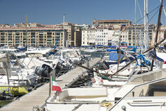 Vieux-Port, Marseille, France Stock Photos