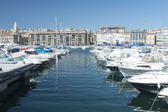 Vieux-Port, Marseille, France Royalty Free Stock Photo