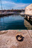 Vieux port (old port) Marseille France Stock Photos