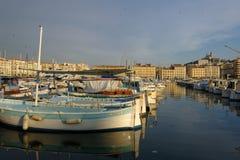 Vieux-porto Marselha Imagens de Stock Royalty Free