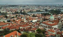 Vieux Prague, République Tchèque Photographie stock