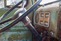 Vieux prenez le camion Images libres de droits