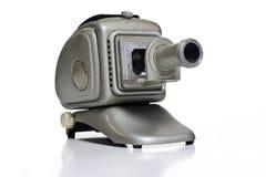 Vieux projecteur de diapositives Photographie stock libre de droits