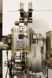 Vieux projecteur de film Image libre de droits