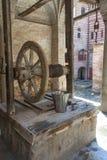 Vieux puits Photographie stock libre de droits