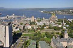 Québec en été, Canada photographie stock libre de droits