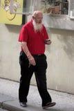 Vieux résident de Prague de ville Images libres de droits