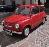 Vieux rétro véhicule yougoslave Image stock