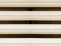 Vieux radiateur grunge abstrait Photo libre de droits