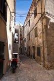Vieux recoin méditerranéen image stock