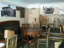 Vieux restaurant polonais Images libres de droits