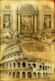 Vieux Rome Photo libre de droits