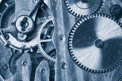 vieux rouage d'horloge Images libres de droits