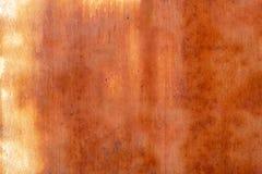 Vieux Rusty Metal Texture superficiel par les agents images stock