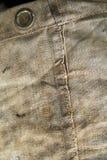 Vieux sac à cnavas comme fond Photos libres de droits