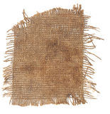 Vieux sac parfait à tissu Image stock