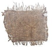 Vieux sac parfait à tissu Image libre de droits