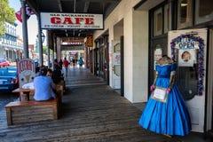 Vieux Sacramento Photos stock