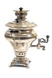 Vieux samovar russe de thé Images libres de droits