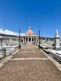 Vieux San Juan Puerto Rico Cemetery photos libres de droits