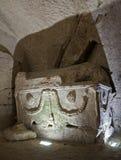 Vieux sarcophage Photographie stock