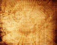 Vieux schémas illustration de vecteur