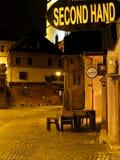 Vieux Sibiu, Roumanie Image libre de droits