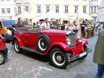 Vieux Skoda Photos stock