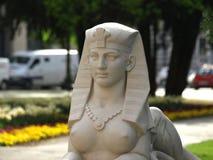 Vieux sphinx Images libres de droits