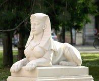 Vieux sphinx Photographie stock