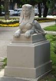 Vieux sphinx Image libre de droits