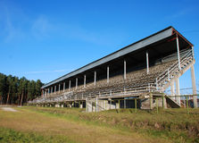 Vieux stade Photographie stock libre de droits