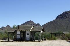 Vieux studios de Tucson Photos libres de droits