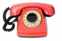 Vieux téléphone Photographie stock libre de droits
