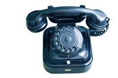 Vieux téléphone Photo stock