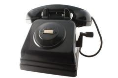 vieux téléphone Photos stock