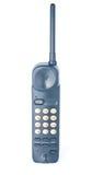 Vieux téléphone par radio Images libres de droits