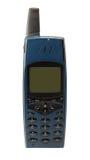 Vieux téléphone portable avec le chemin Image stock