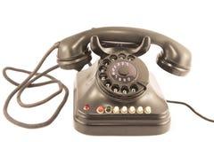 Vieux t?l?phone images libres de droits