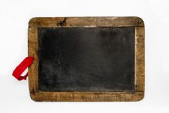 Vieux tableau noir photographie stock libre de droits
