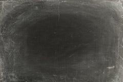 Vieux tableau noir sale Photos libres de droits