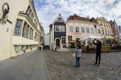 Vieux Tallinn Photo stock