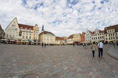 Vieux Tallinn Photographie stock libre de droits