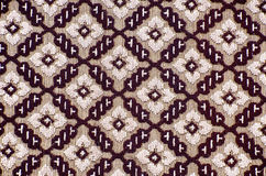 Vieux tapis roumain traditionnel de laine Images libres de droits