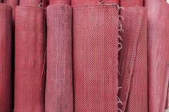 Vieux tapis thaïlandais de style Image libre de droits