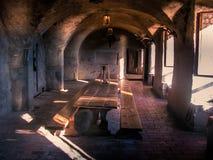 Vieux taverna Photographie stock