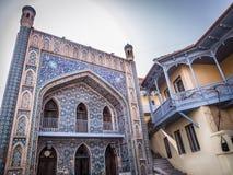 Vieux Tbilisi photos stock