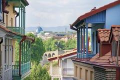 Vieux Tbilisi Images stock
