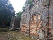 Vieux temple Images libres de droits