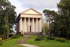 Vieux temple. image libre de droits